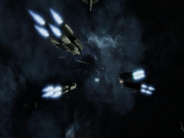 Battlestar Galactica Deadlock - title cover
