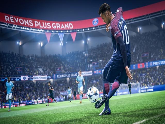 FIFA 19 - title cover