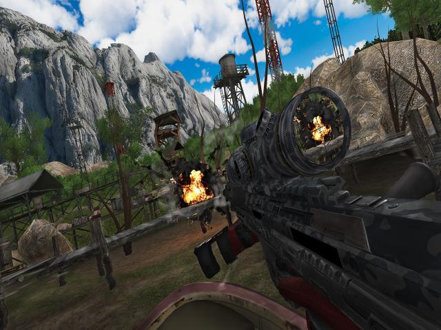 Sniper Rust VR - title cover