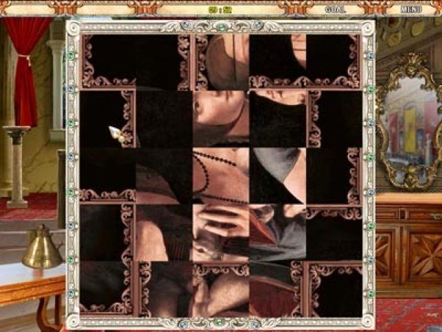 Great Secrets: Da Vinci - game cover
