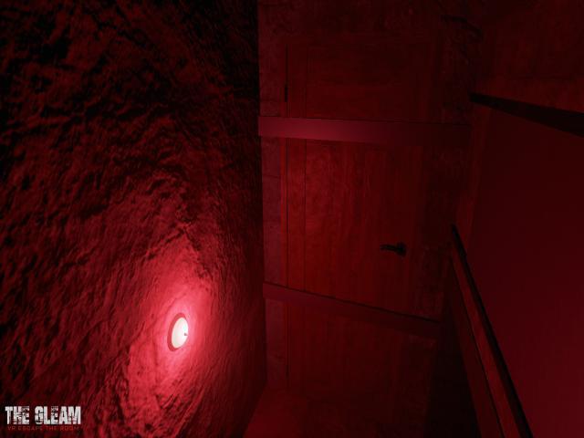 The Gleam: VR Escape the Room - title cover