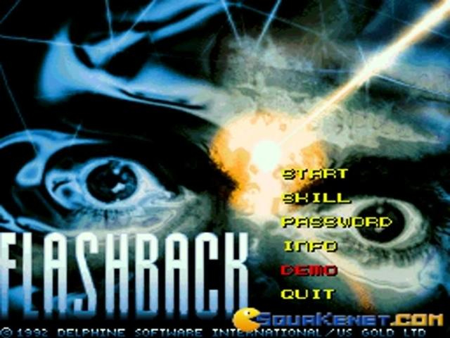 Flashback - title cover