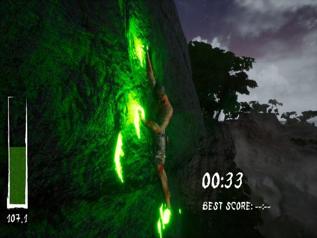 Dead Climb - title cover