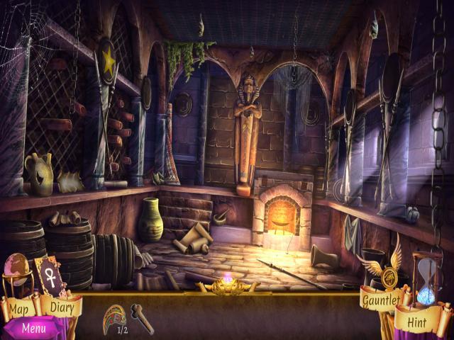Demon Hunter 4: Riddles of Light - title cover