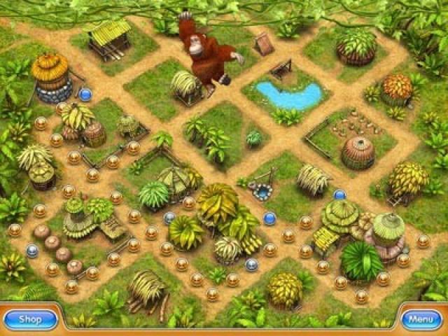 Farm Frenzy 3: Madagascar - title cover