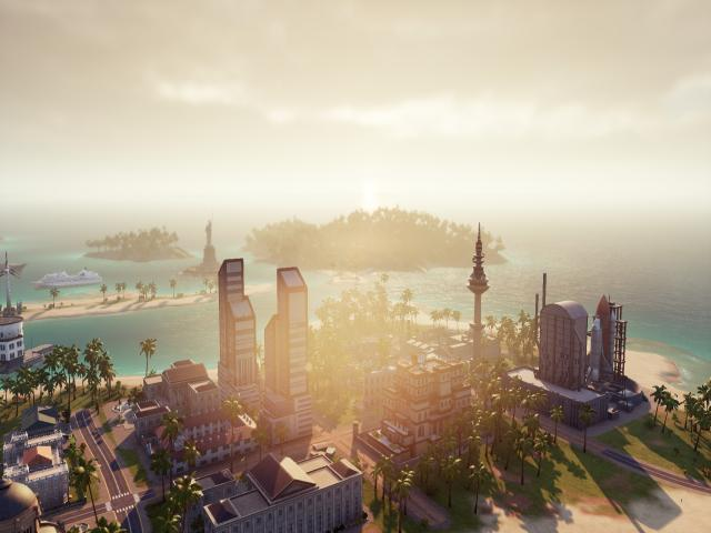 Tropico 6 - title cover