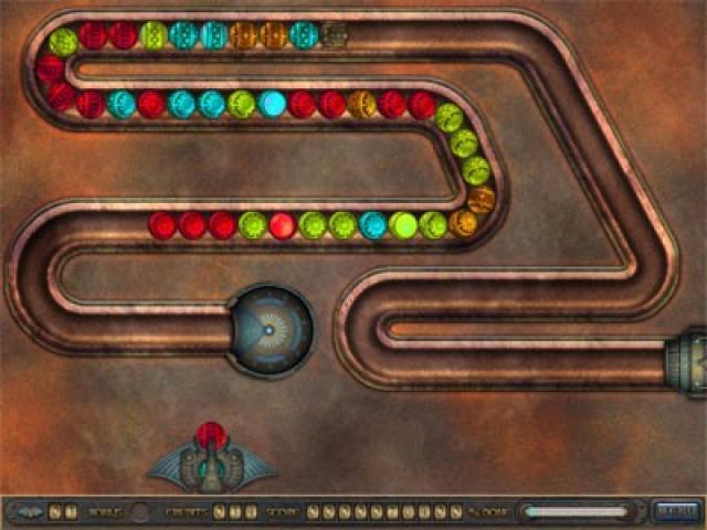 Atlantis - game cover
