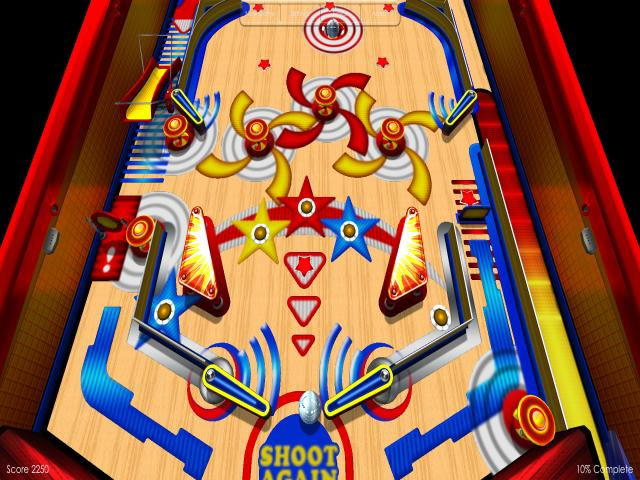 Pinball - title cover