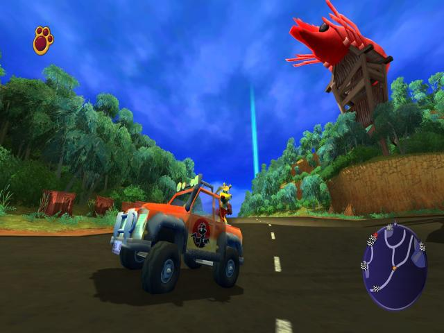 TY the Tasmanian Tiger 2 - title cover