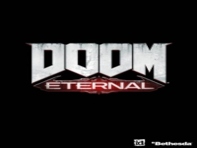 DOOM Eternal - game cover
