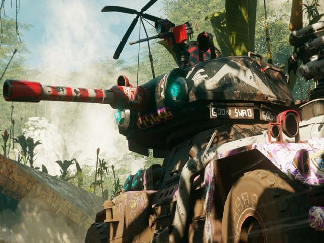 RAGE 2 - title cover