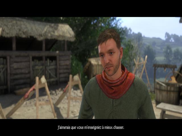 Kingdom Come: Deliverance - HD Voice Pack - French - game cover