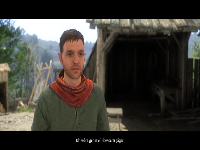 Kingdom Come: Deliverance - HD Voice Pack - German - game cover
