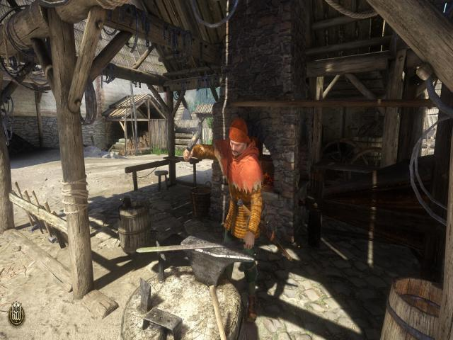 Kingdom Come: Deliverance - HD Texture Pack - game cover