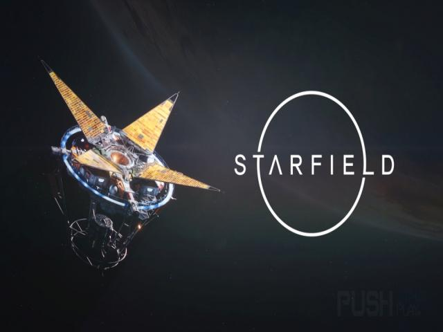 Starfield - title cover