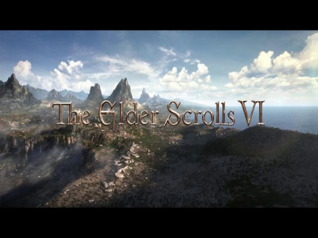 The Elder Scrolls VI - title cover