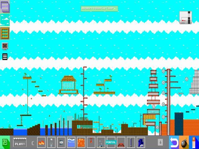PlataGO! Super Platform Game Maker - title cover