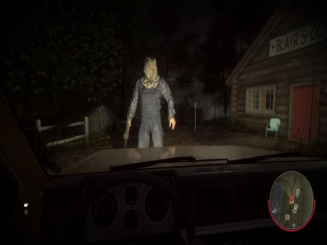 Friday the 13th - The Game - title cover