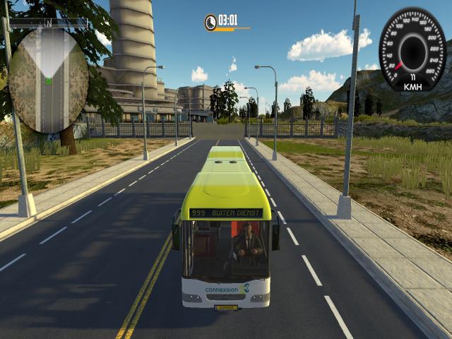 Coach Bus Simulator Parking - title cover