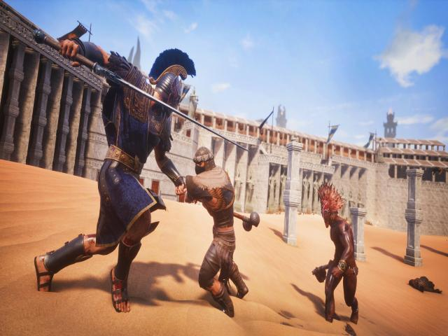Conan Exiles - Jewel of the West Pack - game cover