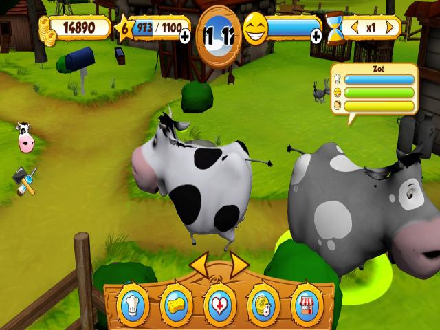 My Farm - title cover