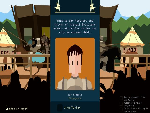 Reigns: Game of Thrones - title cover