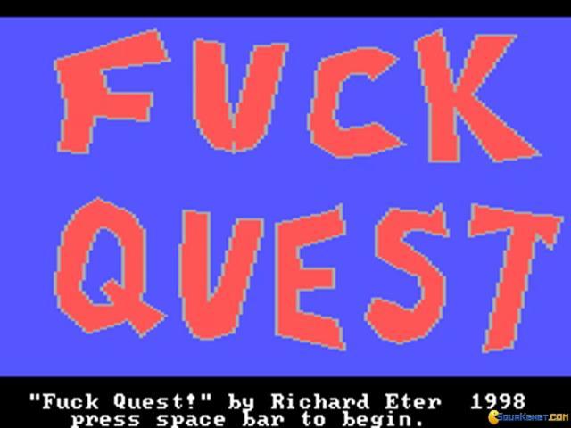 Fuck Quest - title cover