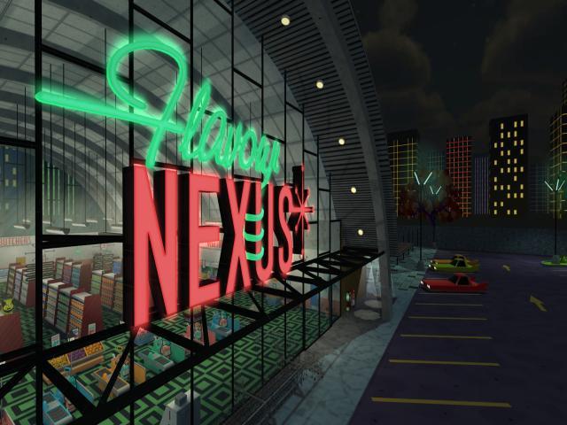 jazzpunk: flavour nexus - game cover
