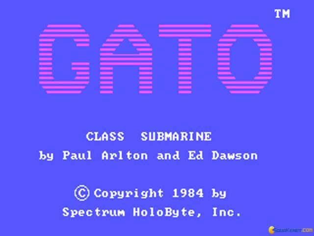 Gato - game cover