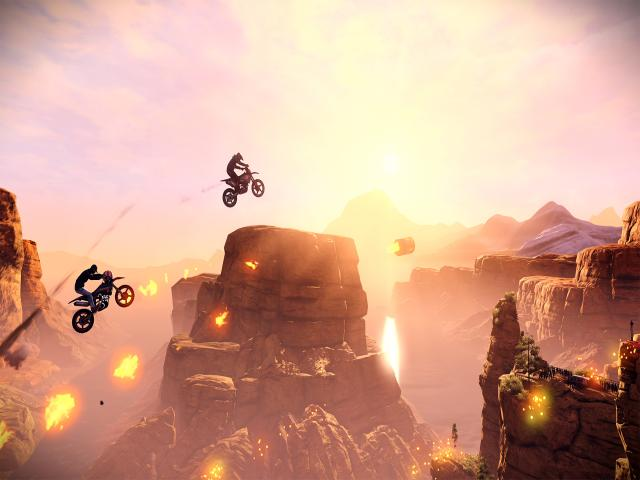 trials rising - title cover
