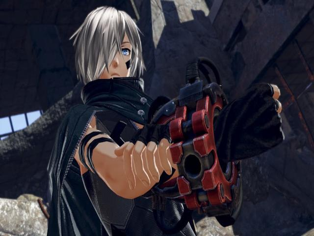 god eater 3 - title cover