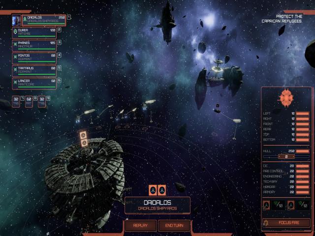 battlestar galactica deadlock: sin and sacrifice - game cover