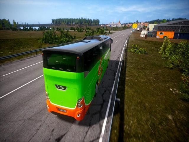 fernbus simulator - vdl futura fhd2 - game cover
