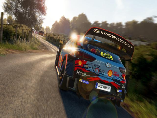 wrc 8 fia world rally championship - title cover