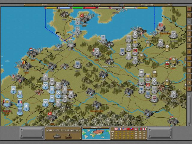 strategic command classic: global conflict - title cover