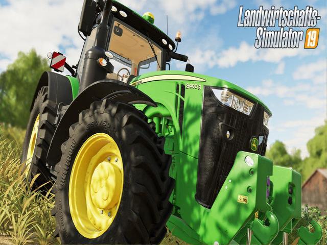 farming simulator 19 platinum - game cover