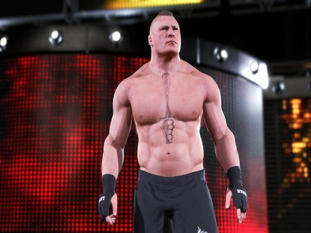 wwe 2k20 deluxe - game cover
