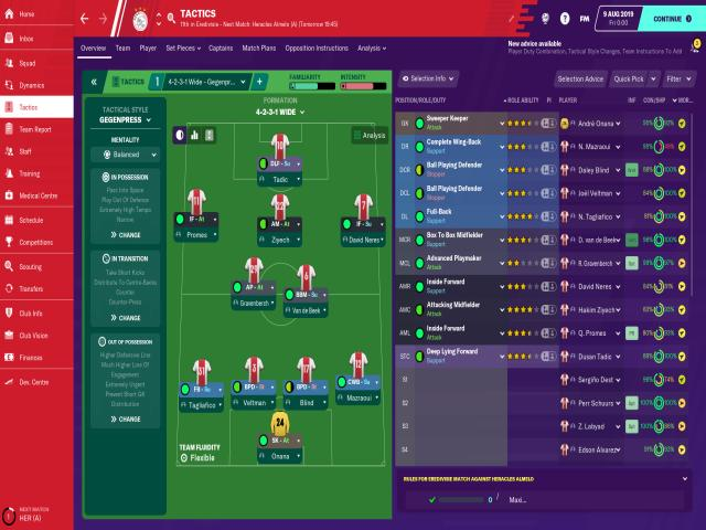 football manager 2020 - title cover