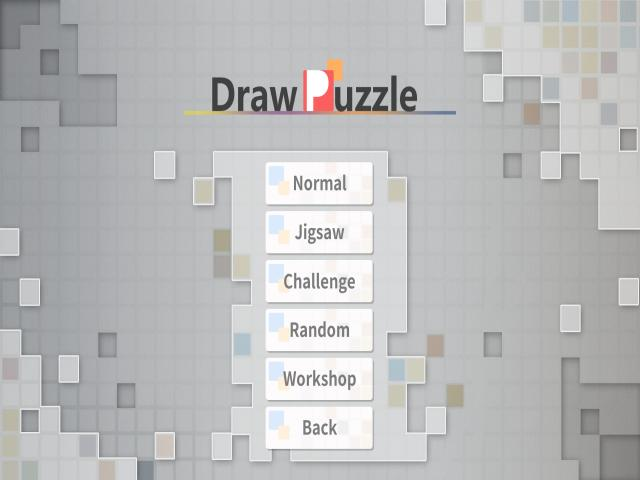 draw puzzle - title cover