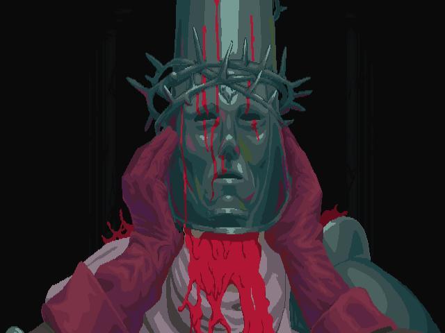 blasphemous - game cover