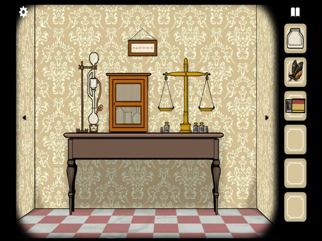 rusty lake hotel - game cover