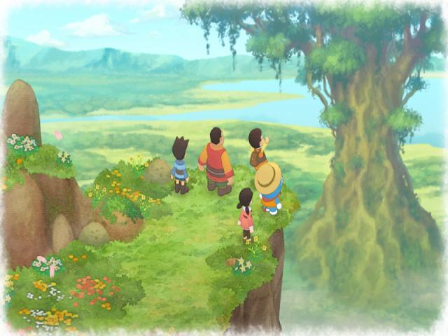 doraemon story of seasons - title cover
