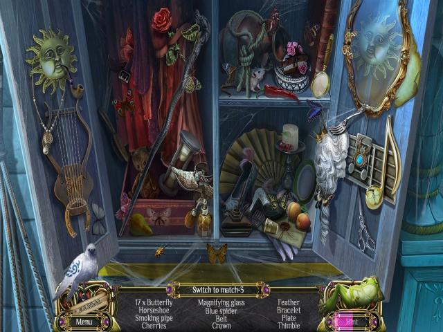 the far kingdoms: elements - title cover