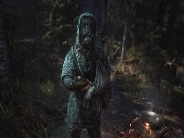 chernobylite - title cover