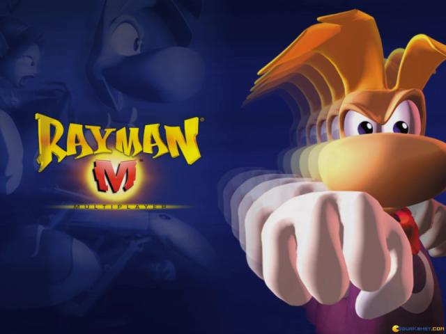Rayman M - game cover