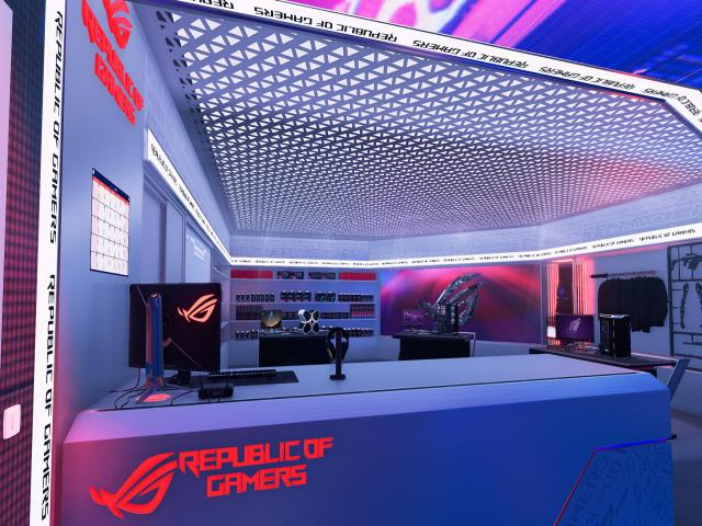 pc building simulator - republic of gamers workshop - game cover
