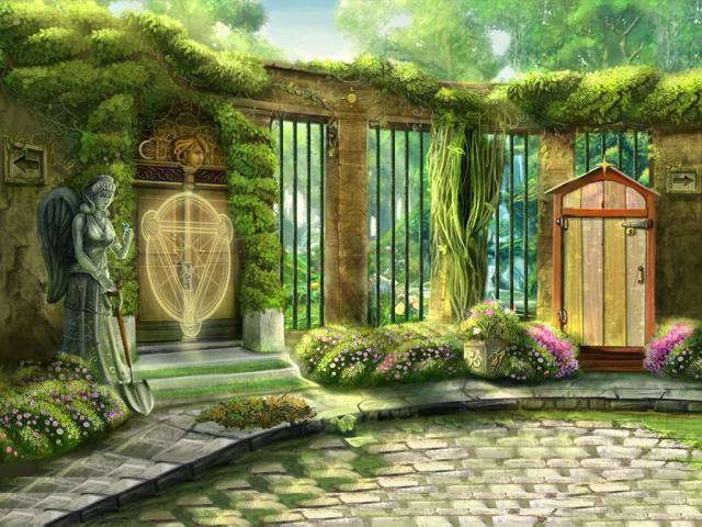 awakening: the dreamless castle - title cover