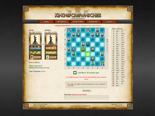 king of crowns chess online - title cover