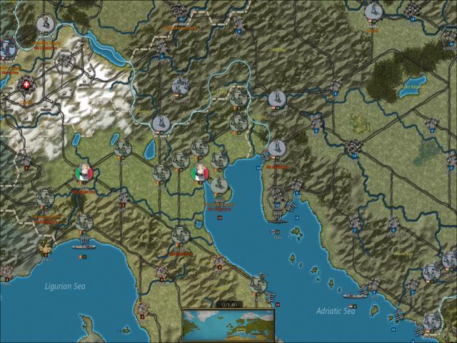 strategic command: world war i - title cover