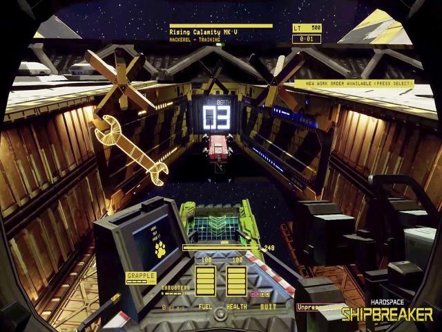 hardspace: shipbreaker - title cover